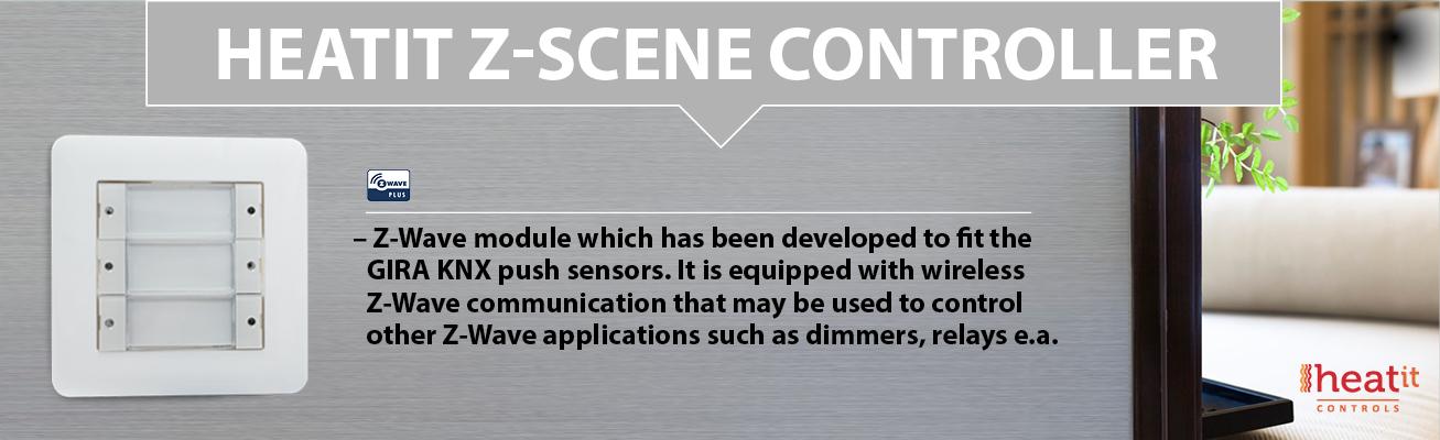 Heatit_Scene controller