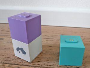 homee Brain Cube, Z-Wave und EnoCean Cube