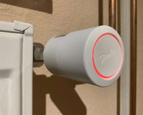 Danfoss Eco Bluetooth Heizkörperthermostat