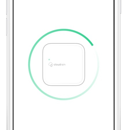CloudRain smart Garden - die App