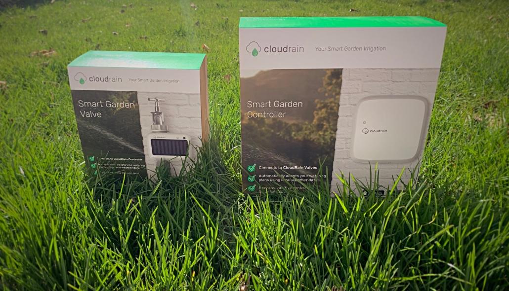 CloudRain smart Garden