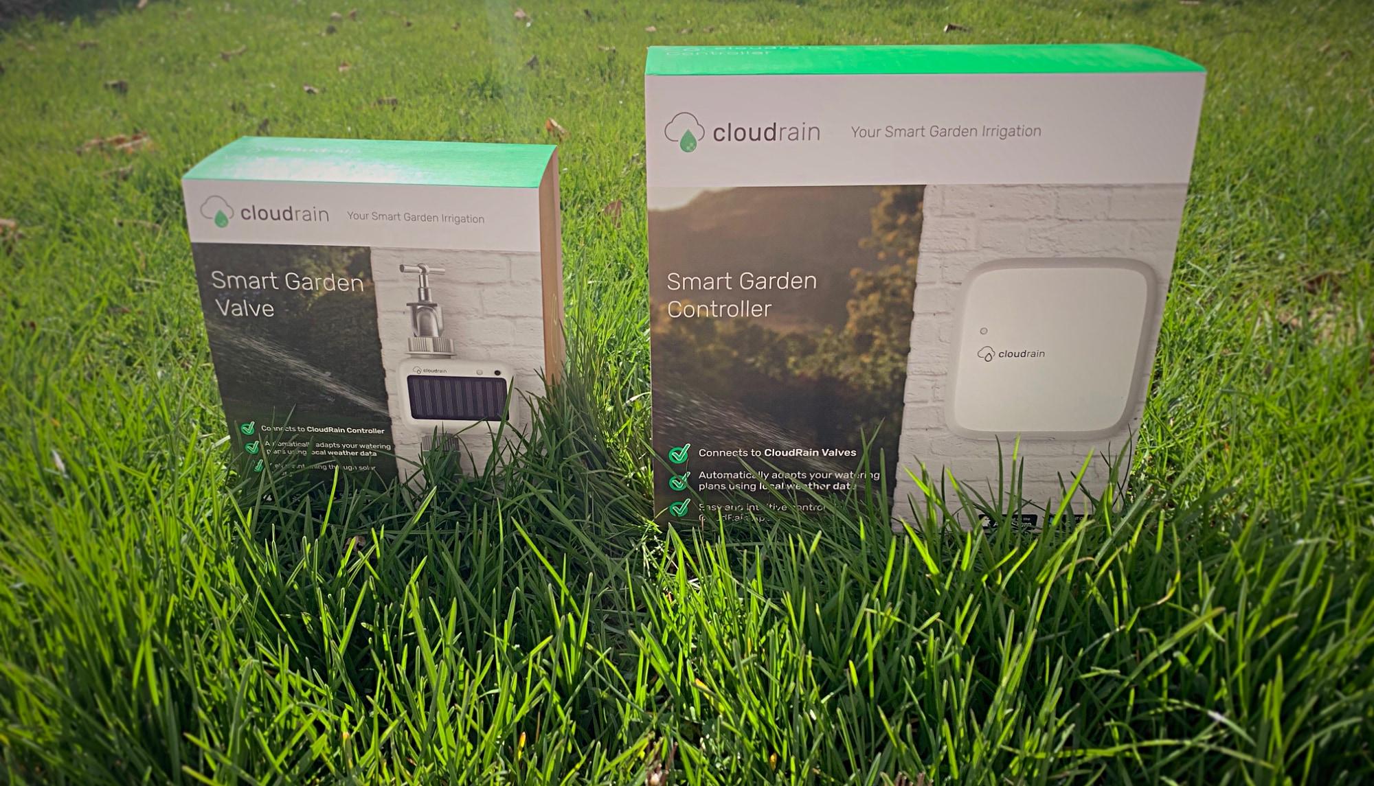 cloudrain die intelligente Gartenbewässerung