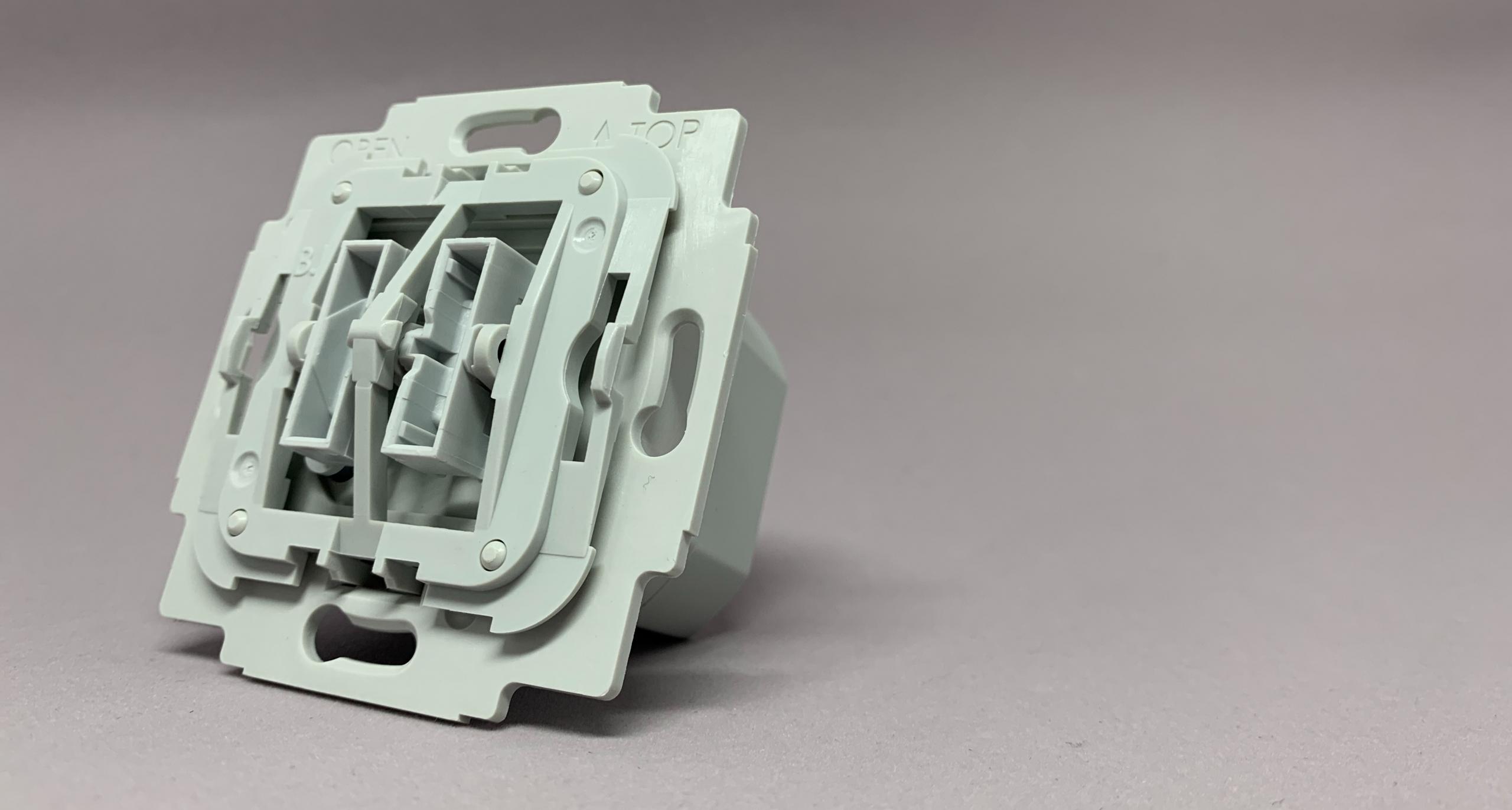TechniSat Serienschalter Unterputzmodul