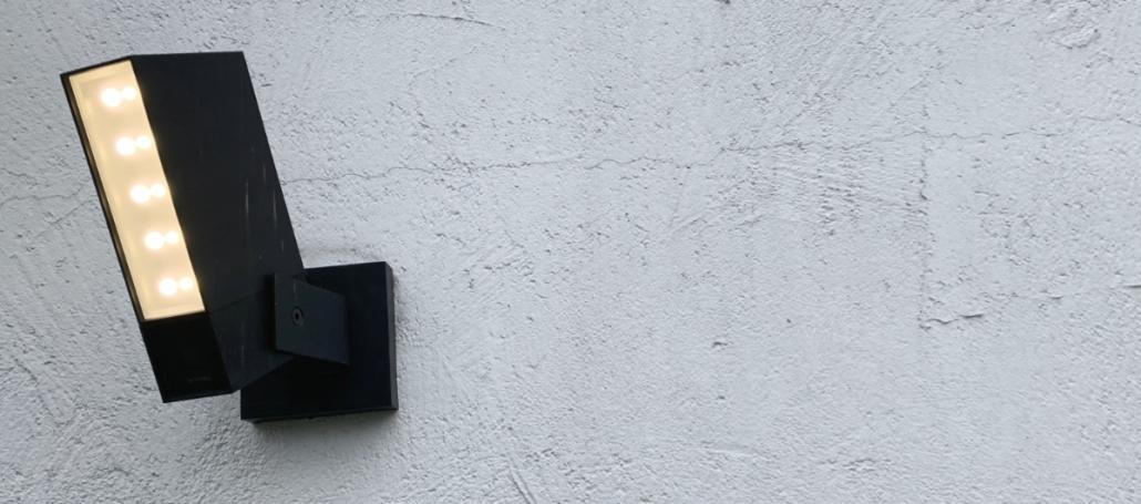 Netatmo Aussenkamera HomeKit Secure Video